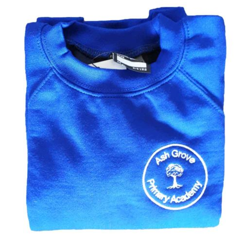 Ash-Grove-crew-neck-royal-blue-sweatshirt